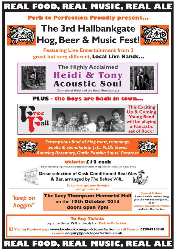 Hallbank Hog & Beer Fest