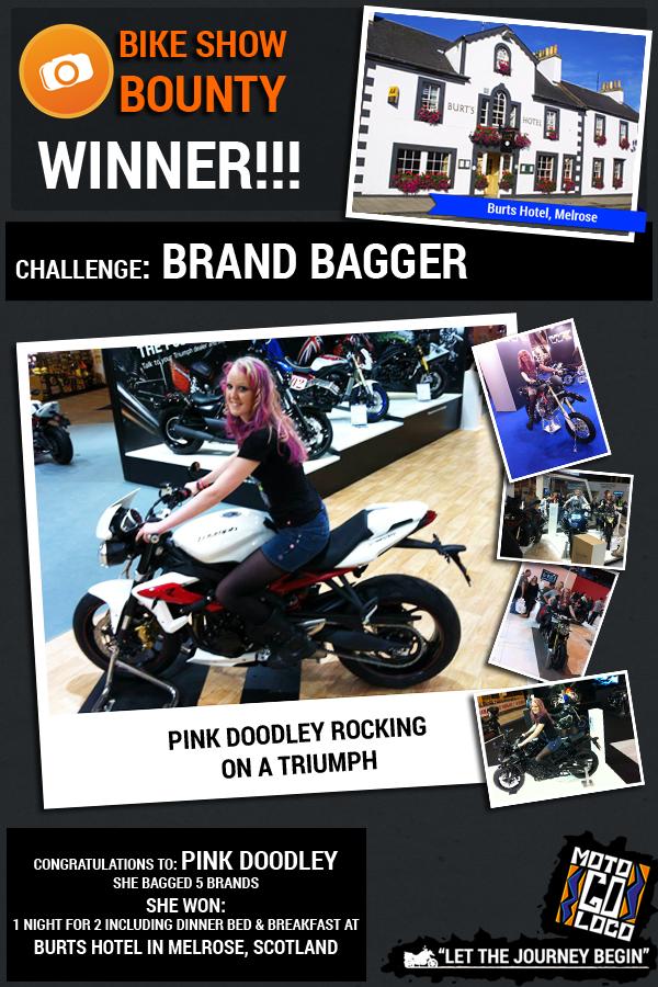 Brand Bagger Winner