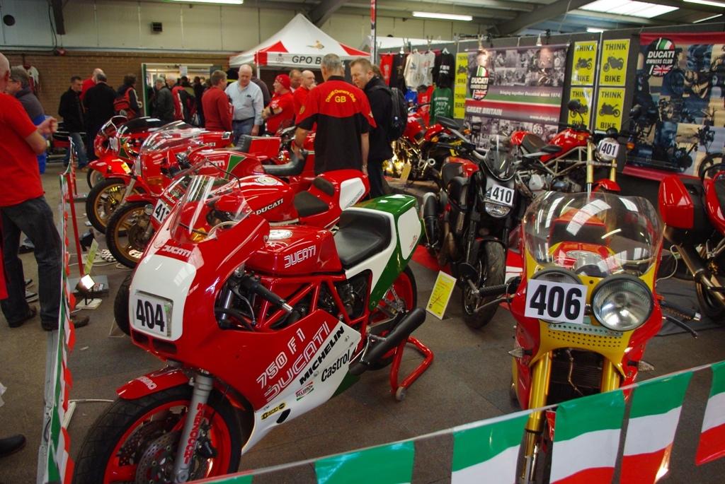 Carole Nash Classic Motorcycle Mechanics Show | MotoGoLoco