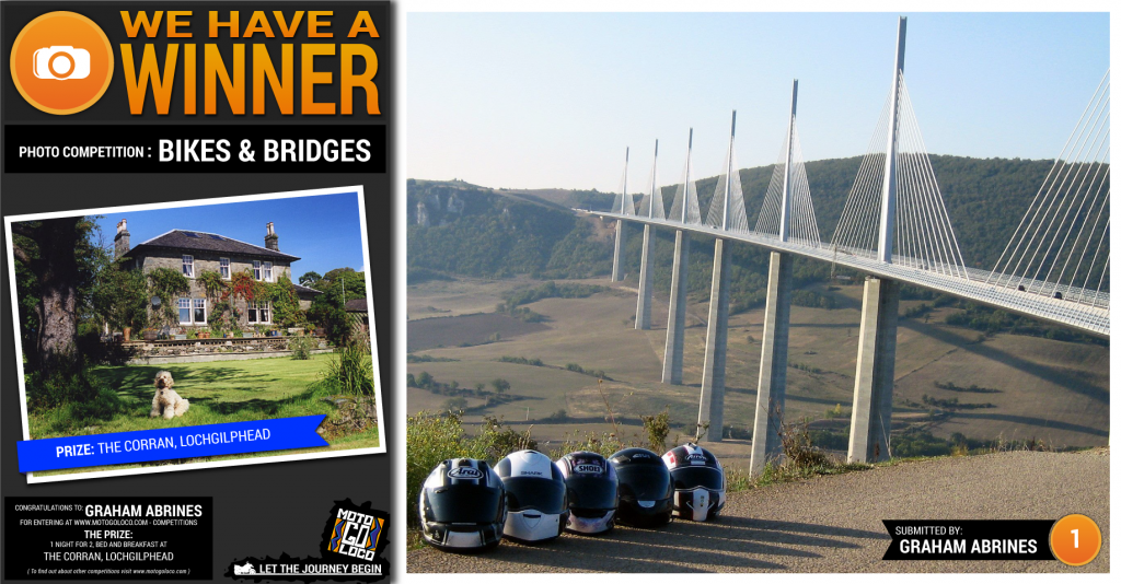 Graham Abrines - Bikes & Bridges