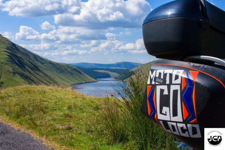 Talla Water photo opportunity