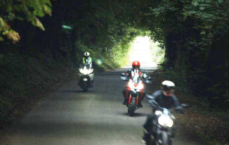 Advanced Rider Training