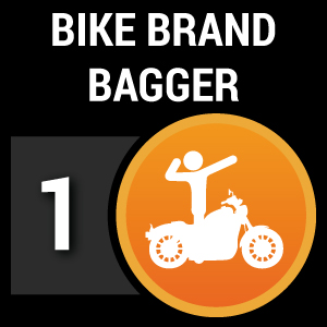 Bike Brand Bagger photo challenge
