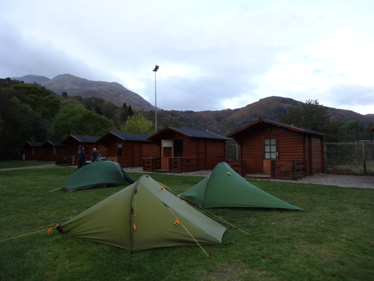 MacDonald Cabins and Camp Site