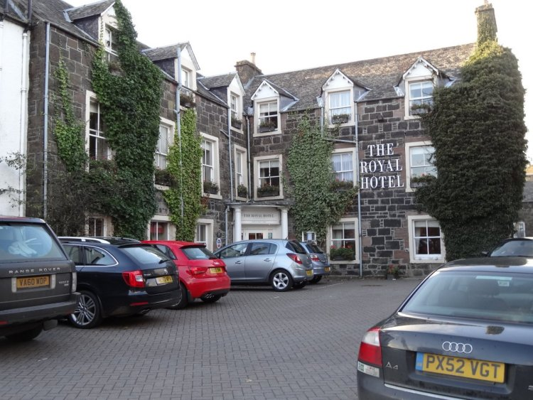 The Royal Hotel, Comrie
