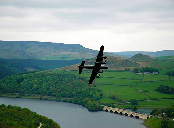 The home of Dambusters and the