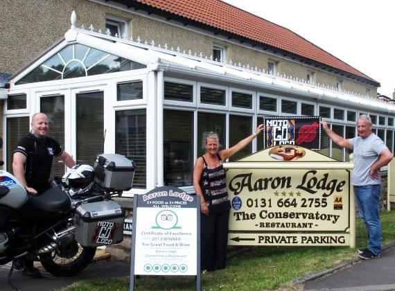 Aaron Lodge Hotel