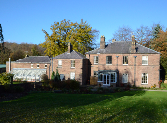 Alison House Hotel - Front View
