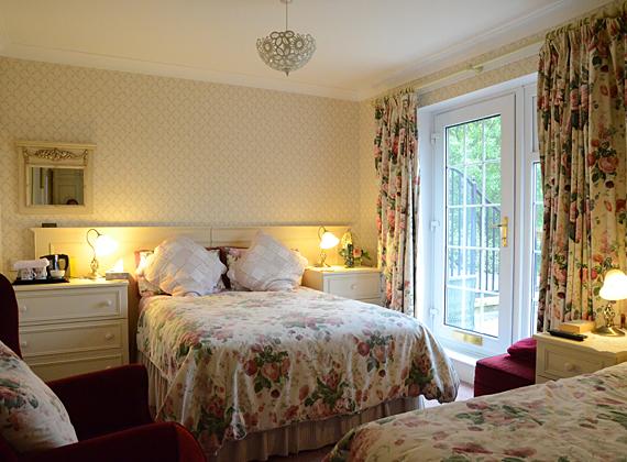 Comfortbale Bedroom