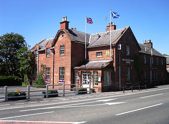 Buccleuch Arms Hotel