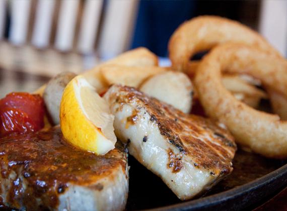 Beef Tub Comfort Grill - Swordfish