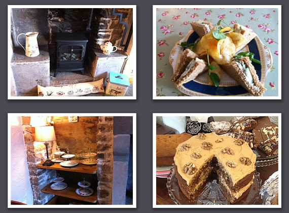 Ellie's Tea Room at The Bulls Head