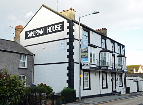 Cambrian House