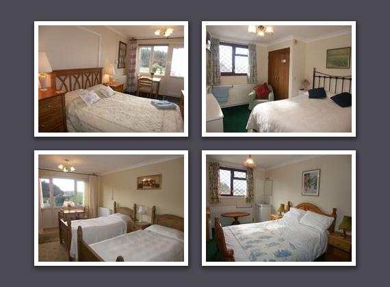 Comfortabel Bedrooms