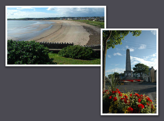 Skerries (Beaches and Town Centre)