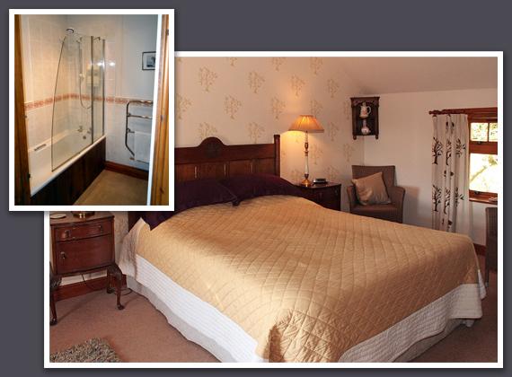 Granary Oak Double Room