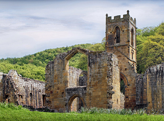 Mount Grace Priory - 15 minutes ride