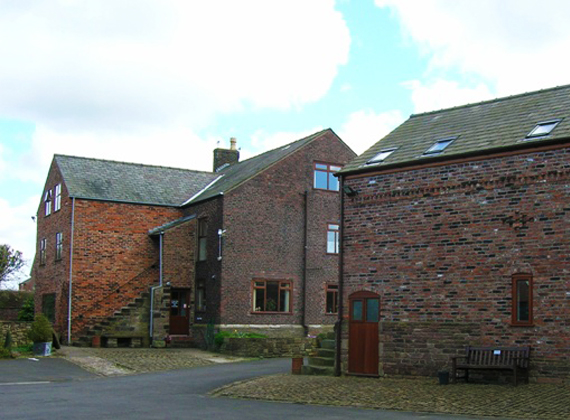 Parr Hall Farm