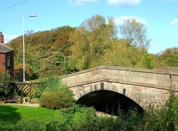 Eccleston Bridge Nearby