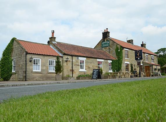 The Buck Inn