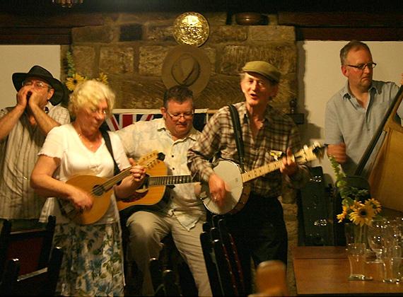 Bilsdale Folk, The finale's are lively