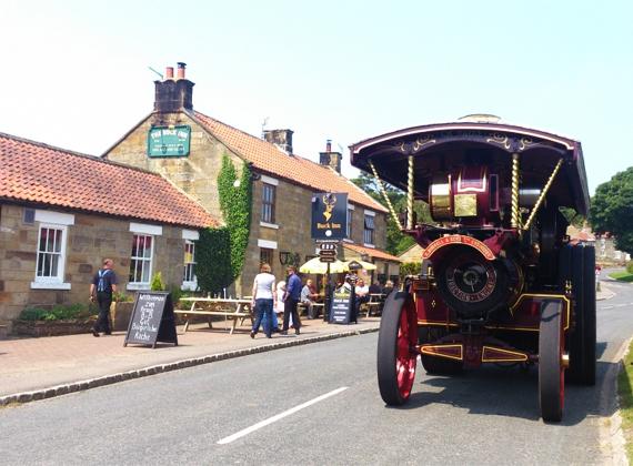 Local Steam Engine